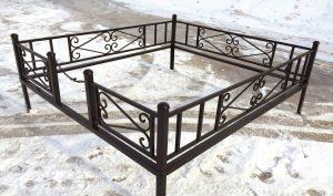 ограды для могил