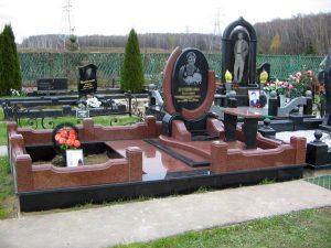 комбинированные памятники