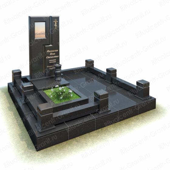 Мемориальный комплекс МК001