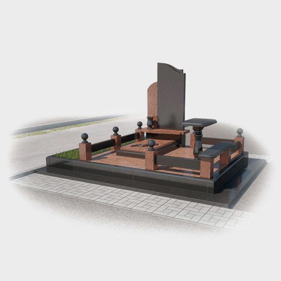 Мемориальный комплекс МК021