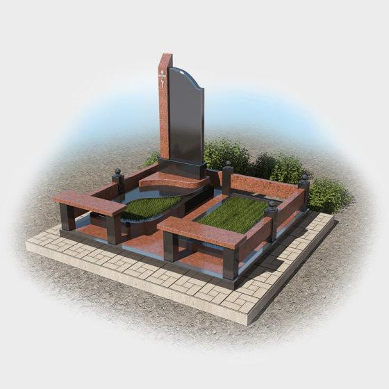 Мемориальный комплекс МК038