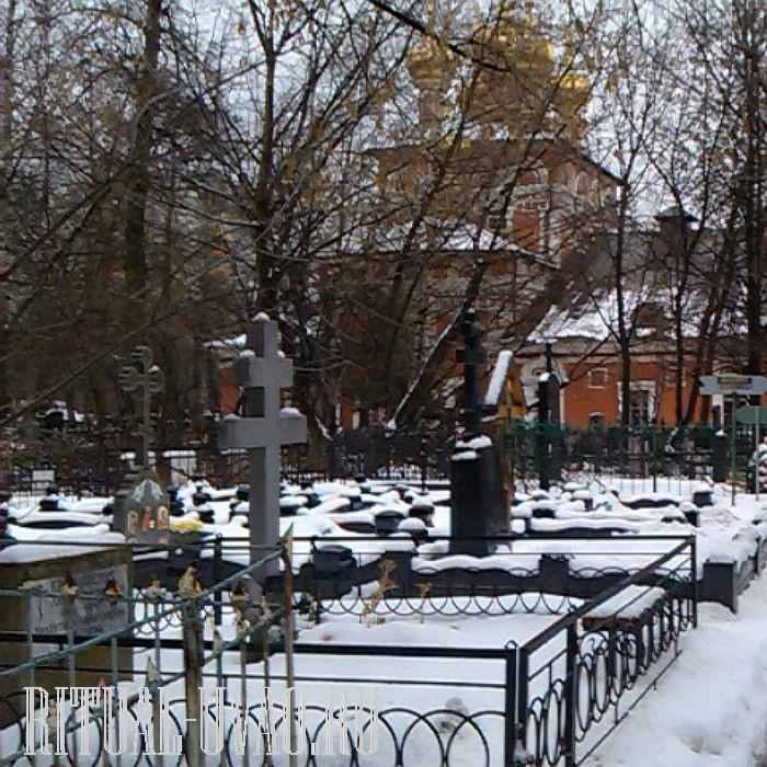 измайловский кладбище