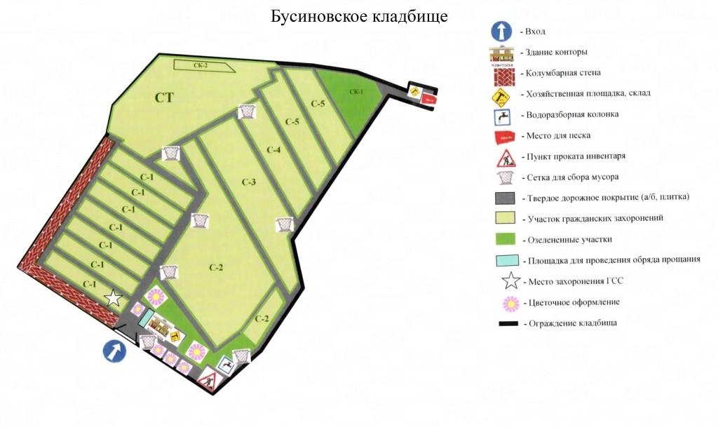 изготовление памятников на бусиновском кладбище